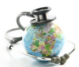 gezond op reis